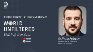A Stable Ukraine - At Home and Abroad?